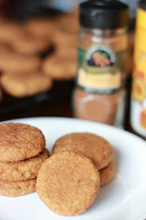 Chewy Whole Wheat Pumpkin Snickerdoodles | Bake Sale Goodies | Pinter ...