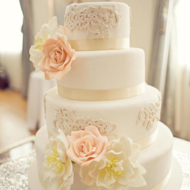 Vintage Wedding Cake Wedding Cake Pinterest