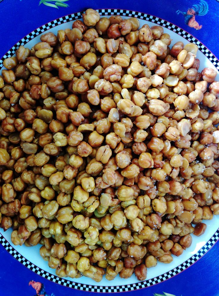 Crispy Roasted Chickpeas (Garbanzo Beans) Recipes — Dishmaps