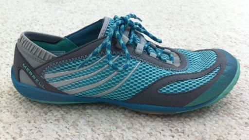 Merrell Pace Glove - my favorite shoes