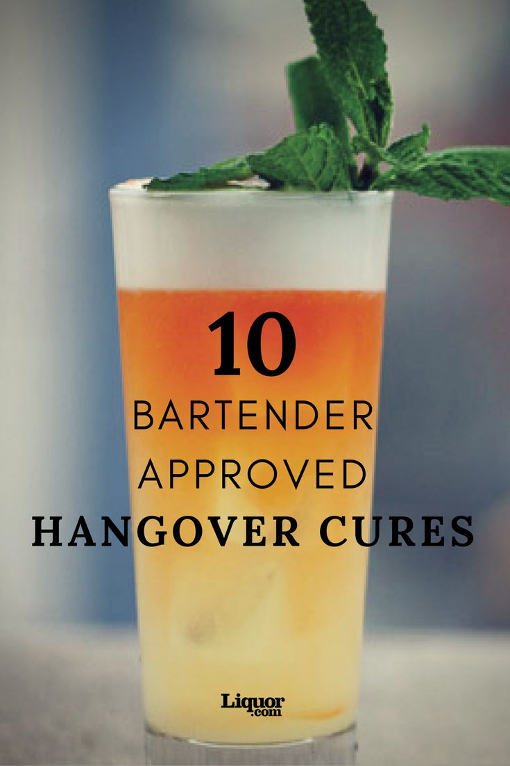 The Worlds Best Hangover Cures