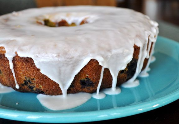 Blueberry-lemon-bundt-cake | Love to Bake | Pinterest