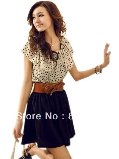 Cute Summer Clothes For Women   free shipping 2012 summer new fashion