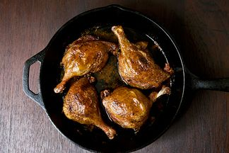 Roasted Butterflied Chicken with Cardamom and Yogurt | Recipe