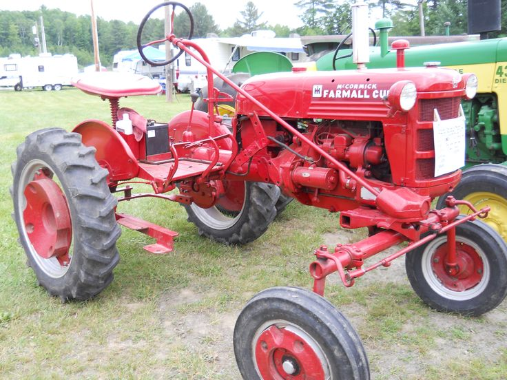 Farmall Cub Pto Adapter : Farmall cub tractor pictures to pin on pinterest