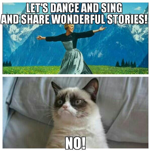 grumpy cat dance sing stories grumpy cat fans amp memes