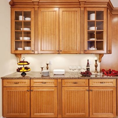 Wainscoting kitchen cabinets home pinterest - Wainscoting kitchen cabinets ...