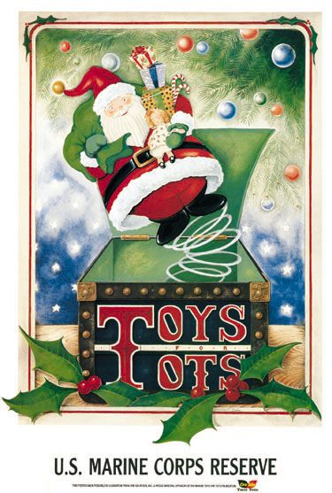 Toys For Tots Promotional Posters : Pin by glen stewart on toys for tots pinterest