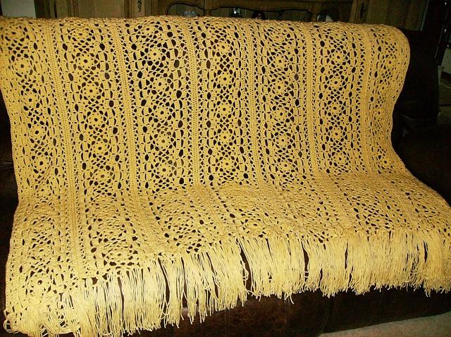 Irish Lace Crochet Afghan Pattern : Pin by Joy Allen on crochet afghans Pinterest