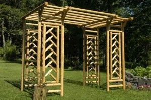 Pergolas Kits Sam's Club