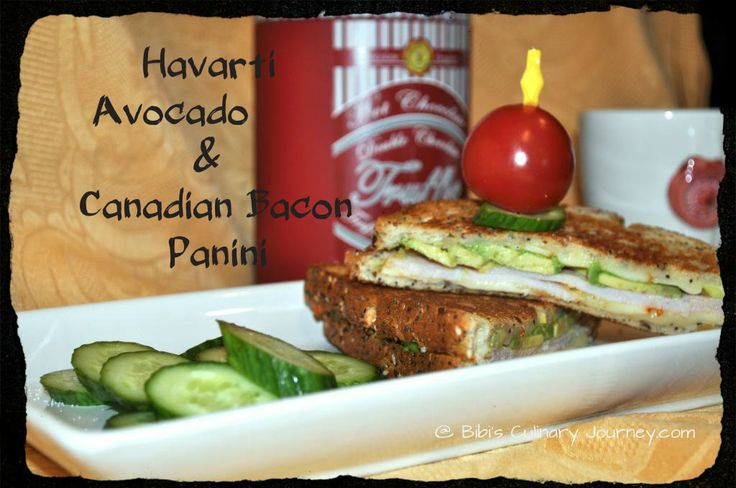 panini avocado prosciutto crostini prosciutto turkey pesto goat cheese ...