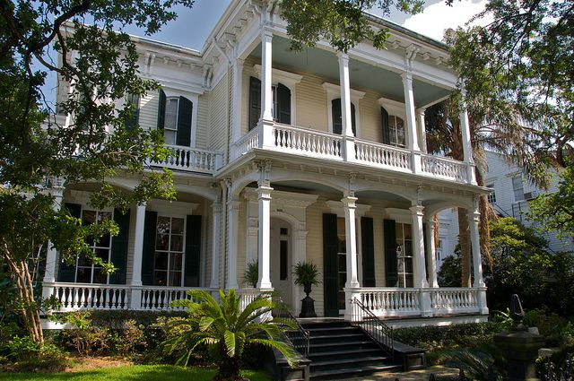 Garden District New Orleans La Home Is Where The Heart
