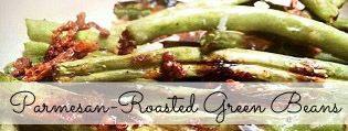 Parmesan-Roasted Green Beans | Recipe
