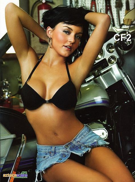 Angelique Boyer - Revista H Diciembre 2008 by girldose.com on Flickr