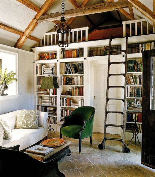 best reading room