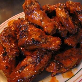 street baked hot wings recipes dishmaps jackson street baked hot wings ...