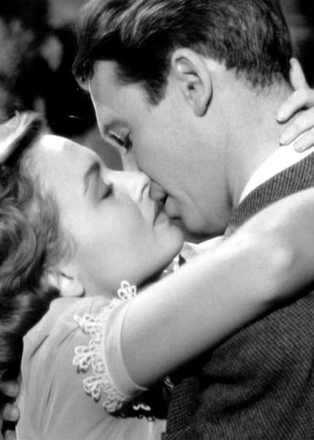 James Stewart Donna Reed It 39 S A Wonderful Life 1946 Pinterest