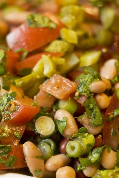Mixed Bean Salad | Dinners | Pinterest
