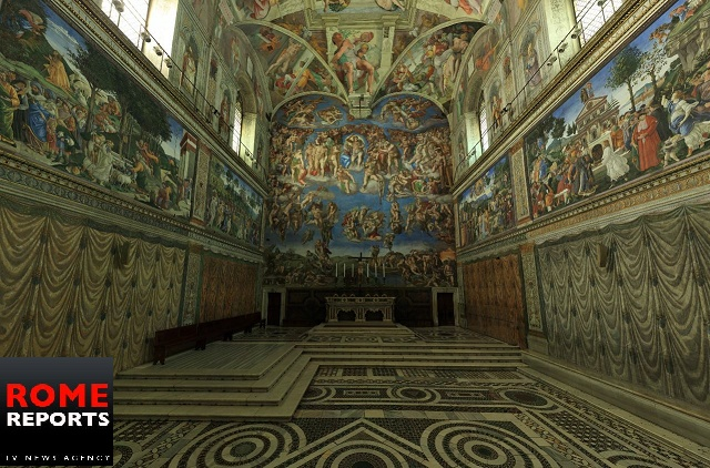 the sistine chapel the building and Private extended vatican museums & sistine chapel tour with bramante staircase & st peter's basilica description the priceless masterpieces of the vatican museums stretch on for miles we offer fully-guided tours within this enormous building.