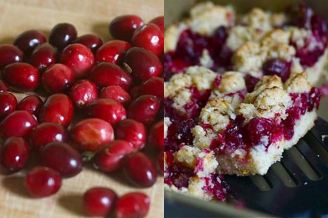 Cranberry Crumb Bars | Cookies & Bars Oh My! | Pinterest