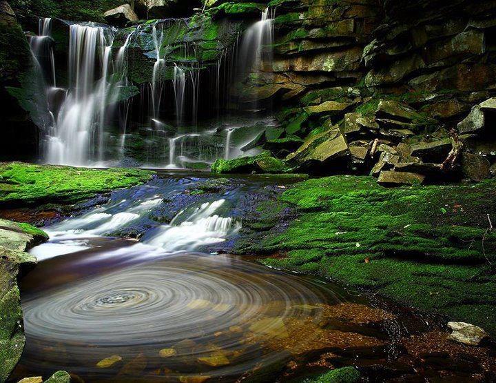 Elakala Waterfalls West Virginia Places I 39 D Like To Visit Pin