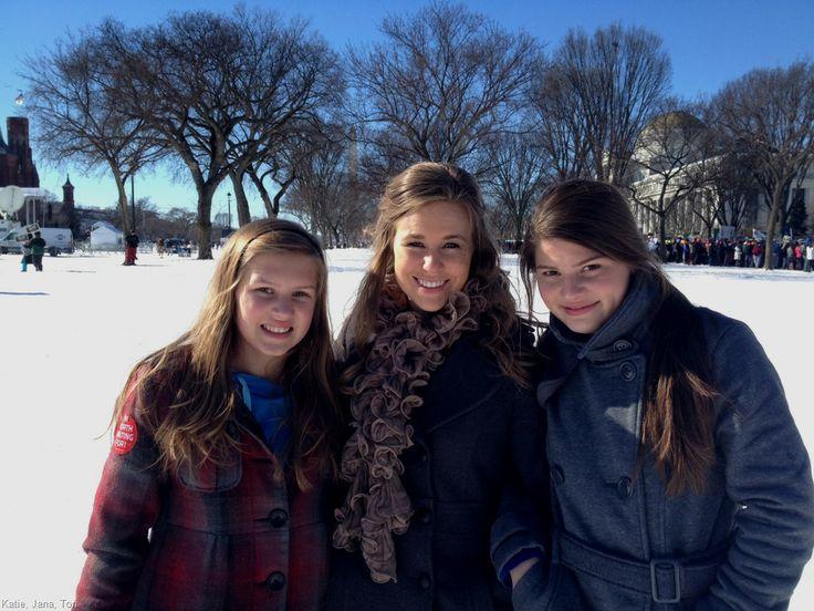 The Duggar and Bates Family #Katie #Jana #Tori