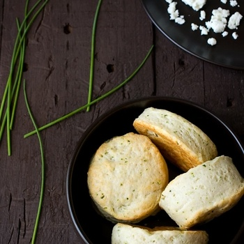 Goat Cheese And Chive Biscuits | Recipes | Pinterest