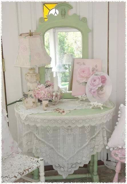 shabby chic bedroom decor ideas pinterest. Black Bedroom Furniture Sets. Home Design Ideas