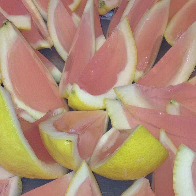 Pink Lemonade Jello Shots | Gulp, gulp, gulp... | Pinterest
