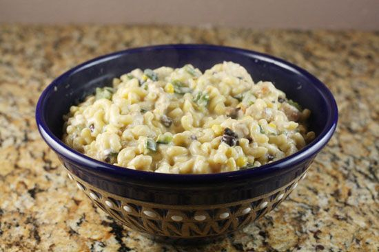 ... chile mac and cheese has a kick recipe key ingredient green chile mac