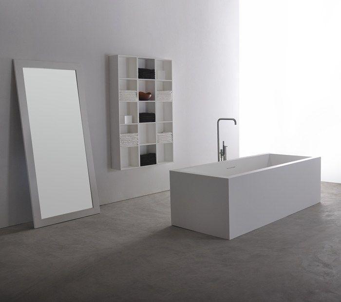 Design bad met lig komfort bij Dicks Badkamers uit Haarlem