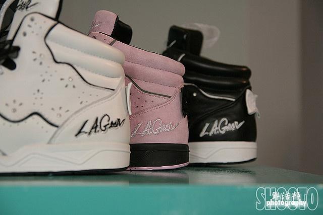La Gear Vintage Shoes For Sale
