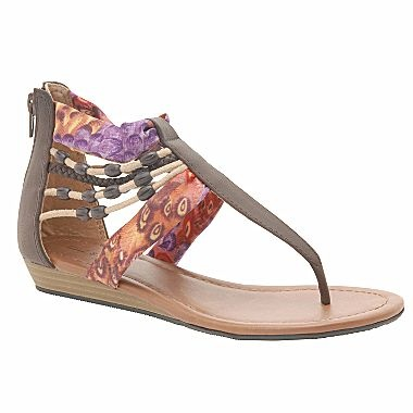 Call It Spring^ Petzold Beaded Thong Sandals - jcpenney
