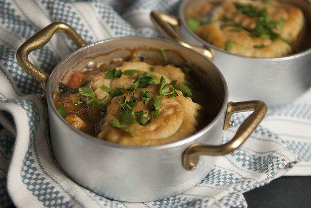 Easy as Chicken Pot Pie | yum! | Pinterest
