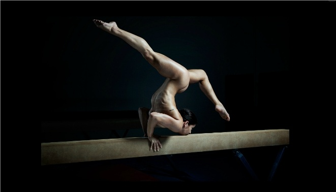 Alicia Sacramone - World Champion Gymnast