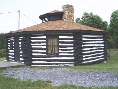 octagon cabin at parker dam state park our partners