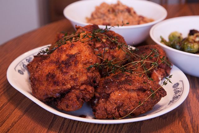 Fried chicken | Food | Pinterest