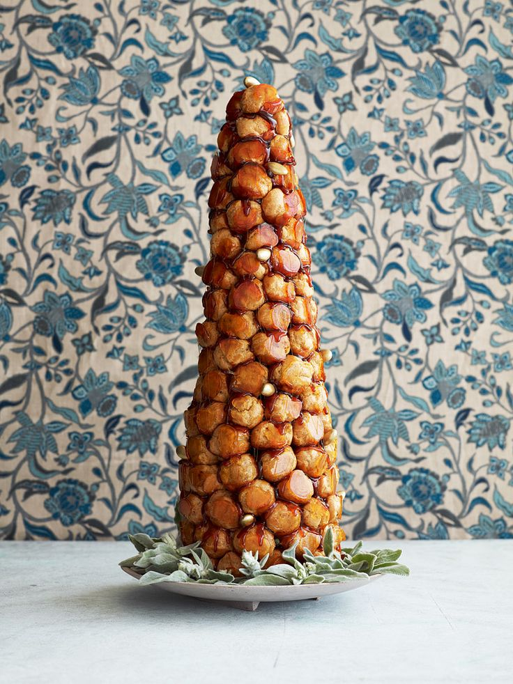 food + drink | croquembouche