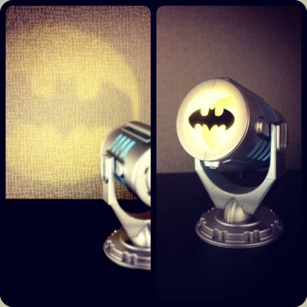 Bat-Signal! I WANT | Gee, whillikers Batman! | Pinterest