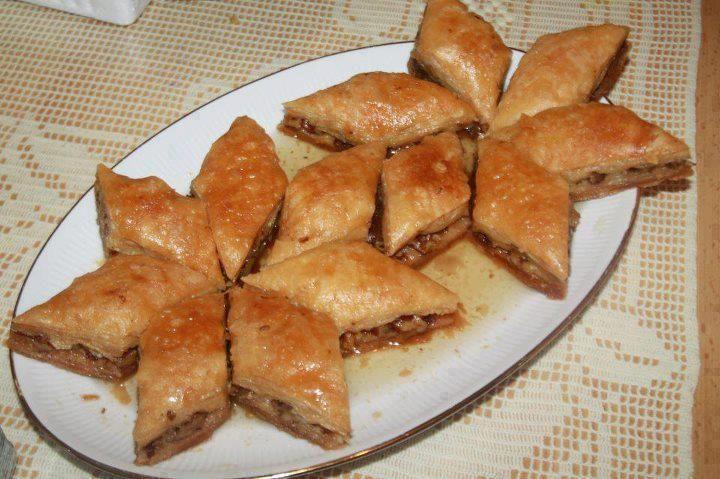Receta për Bakllava | Recipe