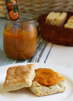 Butternut Squash Butter - does not contain any butter, or even dairy. In fact, it's pure roasted Butternut, a dash of cinnamon, a squeeze of orange, and a drizzle of real Maple Syrup.