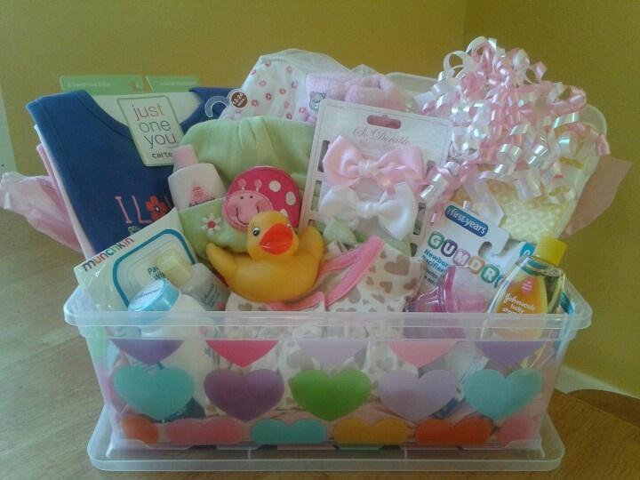 baby shower gift basket gift basket ideas pinterest