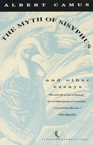 the myth of sisyphus and other essays pdf camus stranger