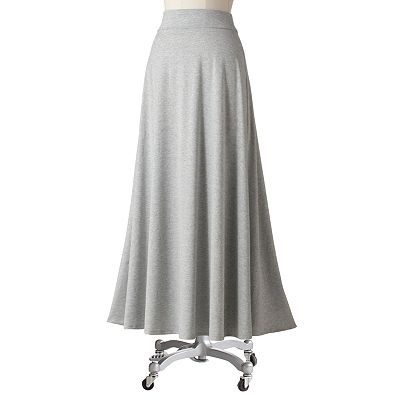 apt 9 lurex maxi skirt clothing pinterest