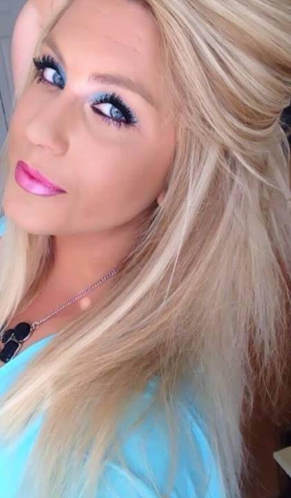 Platinum Blonde With Caramel Streaks Hair Pinterest