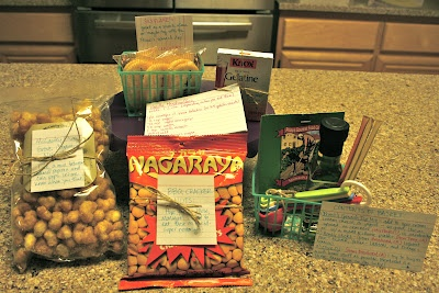 The Frugal Asians: Foodie Penpal: What I Sent: From the Bay to LA
