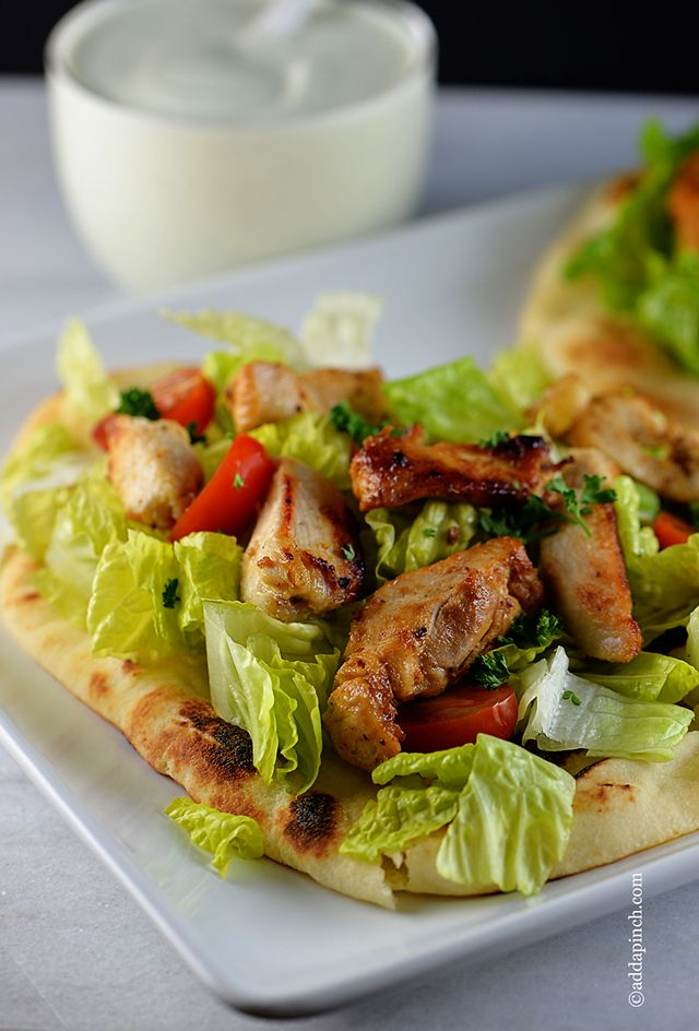 Chicken Souvlaki | mastercook recipes | Pinterest