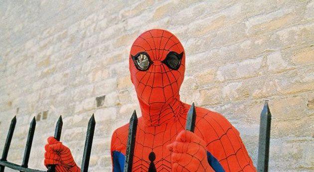 1970s TV Spider-Man Nicholas Hammond | TV Superheroes | Pinterest