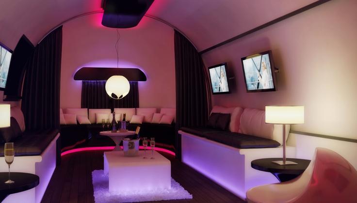 Cool Airstream Interior Airstream Pinterest