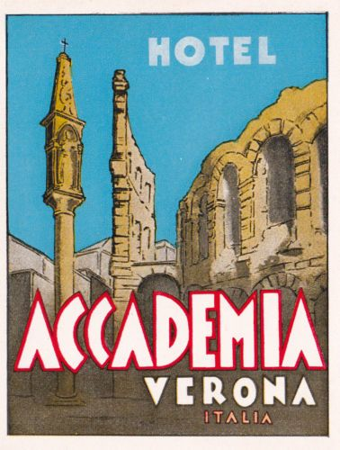 verona accademia hotel: